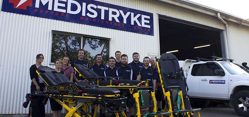 Medistryke Team Photo cropped